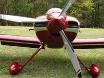 Pięknego homebuilt Harmon rakiety eksperymentalny kitplane Obrazy Royalty Free