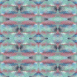 Pięknej bezszwowej akwareli abstrakta kolorowy wzór Zdjęcie Royalty Free
