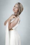 piękni blondynki kobiety potomstwa Obrazy Royalty Free