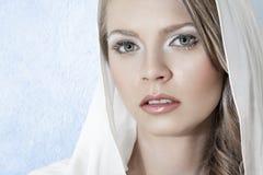 piękni blondynki kobiety potomstwa Obrazy Stock