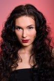 piękni brunetki kobiety potomstwa Fotografia Stock