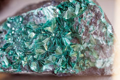 Piękni cristals, kopaliny i kamienie, Zdjęcia Royalty Free