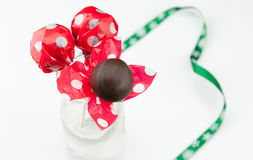 Piękni czekolada kije Zdjęcia Royalty Free