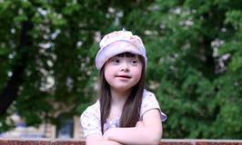piękni dziewczyny portreta potomstwa Obraz Royalty Free
