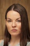 piękni headshot kobiety potomstwa Zdjęcia Royalty Free