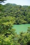 Piękni jeziora Zdjęcia Stock