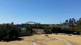 Piękni miejsca Sydney Australia Zdjęcie Stock