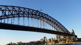 Piękni miejsca Sydney Australia Zdjęcia Royalty Free