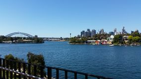 Piękni miejsca Sydney Australia Fotografia Stock