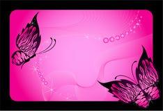 piękni motyle Zdjęcia Royalty Free