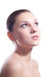 piękni nadzy ramion zdroju kobiety potomstwa Zdjęcia Stock