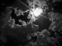 Piękni nieba Zdjęcie Stock
