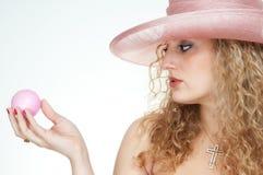 piękni portreta kobiety potomstwa Fotografia Stock