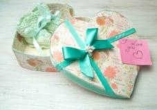Piękni prezenty dla dziecka Fotografia Stock