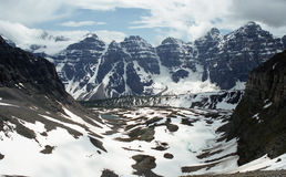 piękni Rockies Fotografia Stock
