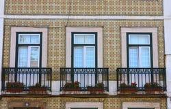 piękni starzy okno Obraz Royalty Free