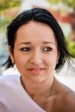 piękni twarzy dziewczyny potomstwa Fotografia Royalty Free