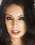 piękni twarzy s kobiety potomstwa Fotografia Stock