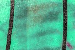 Piękni uliczni sztuka graffiti Abstrakcjonistyczni kreatywnie kolory Zdjęcia Stock