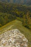 Piękni wzgórza Fotografia Stock