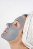 piękno 18 maska Fotografia Royalty Free