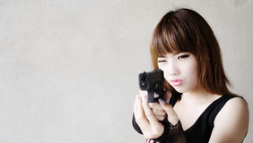 Piękno assassin07 Fotografia Stock