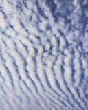 Piękno chmury Zdjęcie Stock