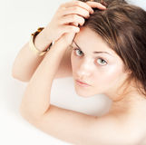 Piękno Dziewczyna Obraz Royalty Free