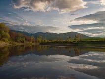 Piękno góra Obrazy Royalty Free
