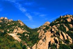 Piękno góry Zdjęcie Royalty Free