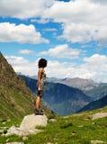 piękno góry Zdjęcia Royalty Free
