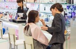 Piękno i kosmetyczny sklep w Japonia Fotografia Royalty Free
