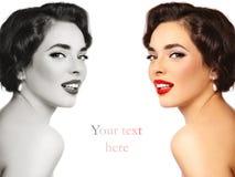 piękno kolory Obrazy Royalty Free