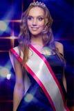 piękno królowa Zdjęcie Royalty Free