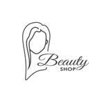 Piękno logo 2 Obraz Royalty Free