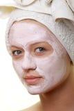 piękno maska Zdjęcie Royalty Free