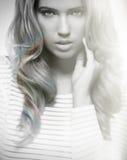 Piękno model Zdjęcie Royalty Free