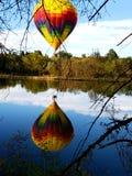 Piękno na wodzie fotografia royalty free