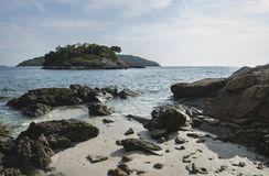 Piękno natura oceanu morze Fotografia Royalty Free