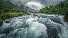 Piękno Norwegia Obrazy Stock