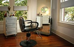 Piękno salon obrazy royalty free