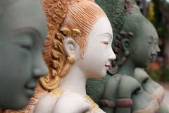 Piękno statua zdjęcia royalty free
