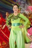 piękno tancerz Obraz Royalty Free