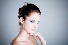 Piękno TARGET790_0_ model fotografia royalty free