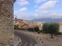 Piękno widok Cannes Zdjęcie Royalty Free