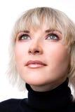 Piękno wizerunek youn kobieta Fotografia Stock