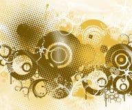 Piękny abstrakcjonistyczny tło ilustracja wektor