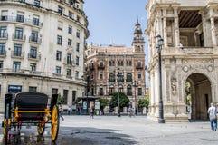 Piękny andalucÃa, España Zdjęcie Royalty Free