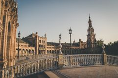 Piękny andalucÃa, España Fotografia Royalty Free