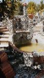 Piękny archtitecture Zdjęcia Royalty Free